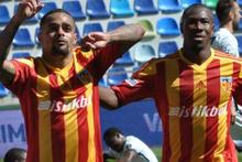 Kayserispor Çaykur Rizespor maçının golleri ve özeti