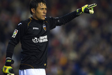 Valencia'nın file bekçisi lig tarihine geçti