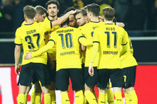 Borussia Dortmund Real Madrid maçında düello!
