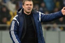 Serhiy Rebrov o olayı unutmamış