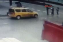 Eşini ve kayınvalidesini yol kenarında vurdu