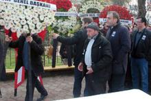 Şehit cenaze töreninde CHP'ye şok tepki