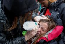 Trump karşıtı gösteriler dünyaya yayıldı polis acımıyor