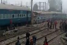 Hindistan'da tren raydan çıktı: 26 ölü