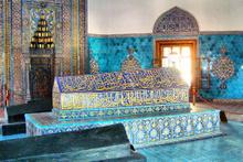 Mezarı yurt dışında olan tek Osmanlı padişahı!