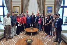 Cumhurbaşkanlığı Sarayı fotoğrafları