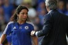 Mourinho'dan  kadın kulüp doktoruna tepki