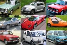 Dünyanın en ilginç otomobilleri Şaşıracaksınız