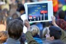 Belçika'da AB politikası protesto edildi