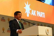 Davutoğlu AK Parti Seçim Bildirgesi'ni açıkladı!