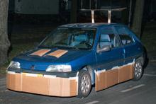 Otomobillere sürpriz modifiye!