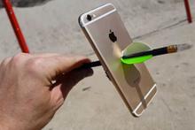 Iphone 6s'in üzerinde bir bu denenmemişti!