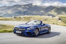 İşte karşınızda Mercedes-Benz SL