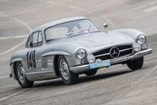 Mercedes'in en değerlisi açık artırmada
