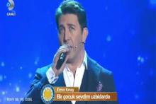Emre Kınay çocuklar için şarkı söyledi!