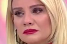 Esra Erol ağlaya ağlaya cani üvey anneye saydırdı!