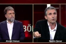 Şaban Kardaş, Nedim Şener'i öfkelendirdi