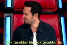 Murat Boz'un İngilizcesi olay oldu!