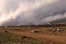 Türkmen köyleri böyle bombalanıyor!