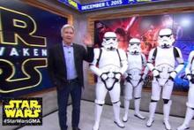 Star Wars'un yeni filmi için spoiler verdi!
