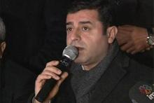 Demirtaş'tan Çınar saldırısıyla ilgili açıklama