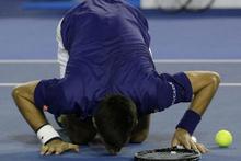Avustralya Açık'ta şampiyon Djokovic oldu