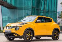 Nissan Juke Special Edition özellikleri yüksek hızda...