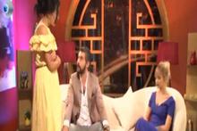 Kısmetse Olur'da Hazal, Semih'i kırmızı odada bastı!