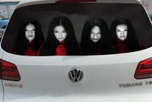 Çin'de çılgın moda korkutuyor