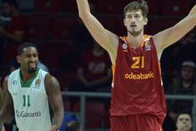 Galatasaray, Daçka'yı devirdi