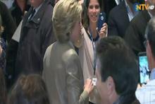 Hillary Clinton oyunu böyle kullandı