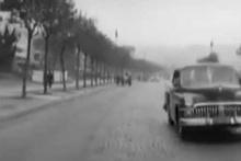1959 yılında İstanbul'da arabayla dolaşılırsa
