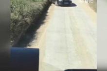 Bu sürücü görenlere 'pes' dedirtti!