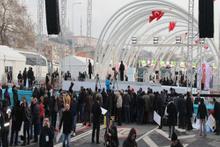 Avrasya Tüneli'nin açılışı öncesinde yoğun güvenlik önlemi