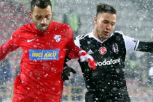 Boluspor - Beşiktaş maçında ilginç detay!