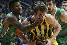 Fenerbahçe - Darüşşafaka Doğuş maçı fotoğrafları