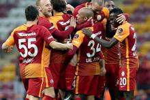 Galatasaray; Alanyaspor karşısında farka gitti!