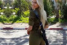 İsrail'in kadın askerleri sanal alemi salladı