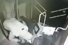 Halk otobüsünü çaldılar! Yok artık