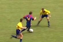 Messi'nin görüntüleri ilk kez yayınlandı