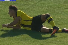 Borussia Dortmund'lu futbolcu bu sakatlık yüzünden sahalara veda etti