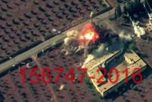 TSK şehit verdiğimiz El Bab'ı böyle bombaladı