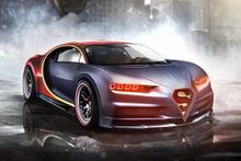 Süper kahramanların ilginç otomobilleri