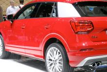 Audi Q2 dizel modeli ve az yakan haliyle geliyor