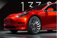 Tesla model 3'ü tanıttı otomobil peynir ekmek gibi satıldı