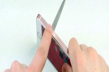 iPhone SE'yi böyle parçaladılar
