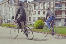Bu bisiklet sosyal medyada olay oldu
