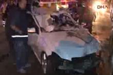 Maltepe'de feci kaza: 1 ölü