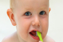 0-6 yaş ağız ve diş bakımı