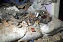 TSK, Şırnak'ta teröristlerin kullandığı evlerin görüntülerini yayınladı